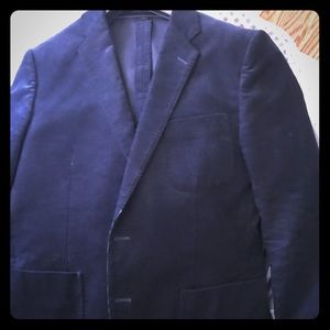 J.Crew Ludlow corduroy sports jacket in Navy NWOT